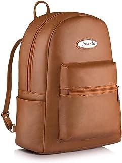 Fostelo Women's Jenny Backpack (Tan) (FSB-1001)