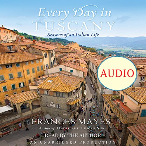 Every Day in Tuscany audiobook cover art
