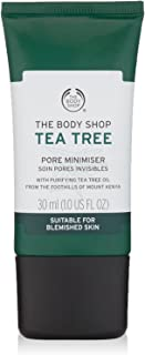 The Body Shop Tea Tree Pore Minimizer, Made with Tea Tree Oil, 100% Vegan, 1 Oz.
