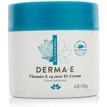 DERMA-E Vitamin E 12,000 IU Moisturize Cream 4oz