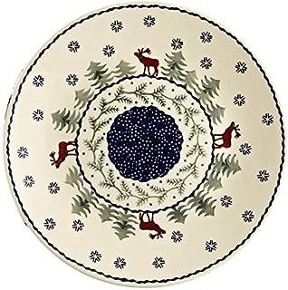 reindeer polish pottery