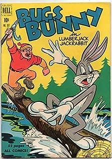 bugs bunny lumberjack rabbit