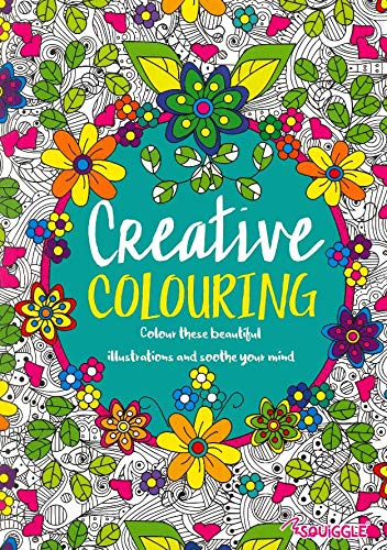 Lot de 2 Livres de Coloriage Adulte – Anti-Stress –...