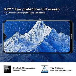 """Xiaomi Redmi 8A Smartphone, 2GB 32GB, 6,22"""" Pantalla, Snapdargon 439 Octa Core, 5000mAh, 12MP AI Cámara Trasera, 8MP Cámara Frontal, Versión Global (Azul)"""