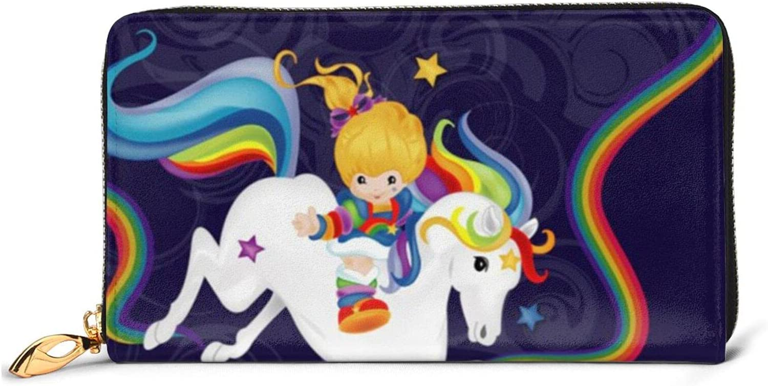 Rainbow Brite and New product Ranking TOP20 type Starlite Memories Leather Real Womens Wallets
