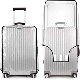 luggage cover plastic
