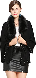 black fur tippet