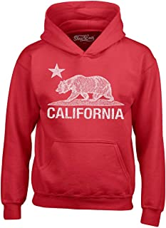 Best california republic bear hoodie Reviews