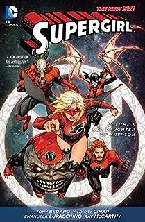 Supergirl (2011-2015) Vol. 5: Red Daughter of Krypton