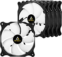Antec F12 - High Performance with Low Noise Case Fan, Value Pack (120mm 3-pin 5 Packs)