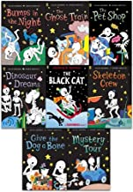 Funny Bones 8 Books Set Collection By Janet and Allan Ahlberg
