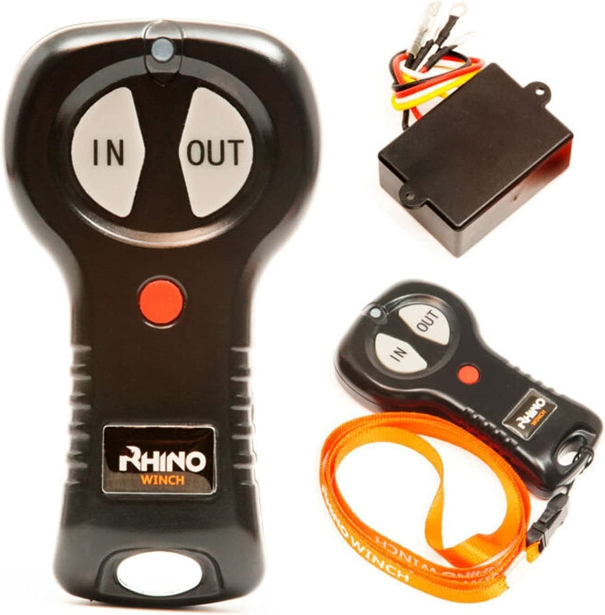 Towing Winches EU RU Delivery electric winch Seattle Mall c remote 4500lb 12V In a popularity