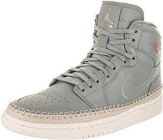 Nike 耐克 Jordan Women's Air Jordan 1 Retro Hi Prem Basketball Shoe
