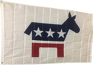 New 3x5 Democratic Party Flag Political Democrat Flags