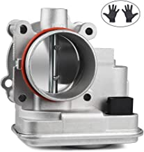 WMPHE Electronic Throttle Body Assembly For 2007-2014 Chrysler 200 Dodge Avenger 2007-2012 Caliber 2009-2015 Journey 2007-2016 Jeep Compass Patriot Replaces OE# 04891735AC 977-025 4891735AD 4891735AC