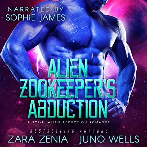 Alien Zookeeper's Abduction: A Sci-Fi Alien Abduction Romance cover art