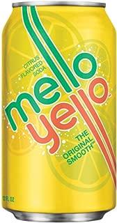 big yellow soda