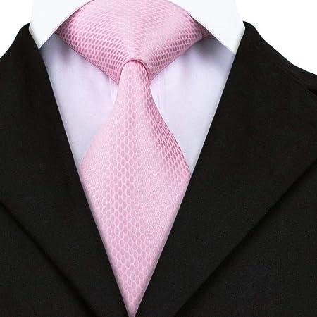 WOXHY Corbata de los Hombres Dn-1452 Corbata Diseñador ...