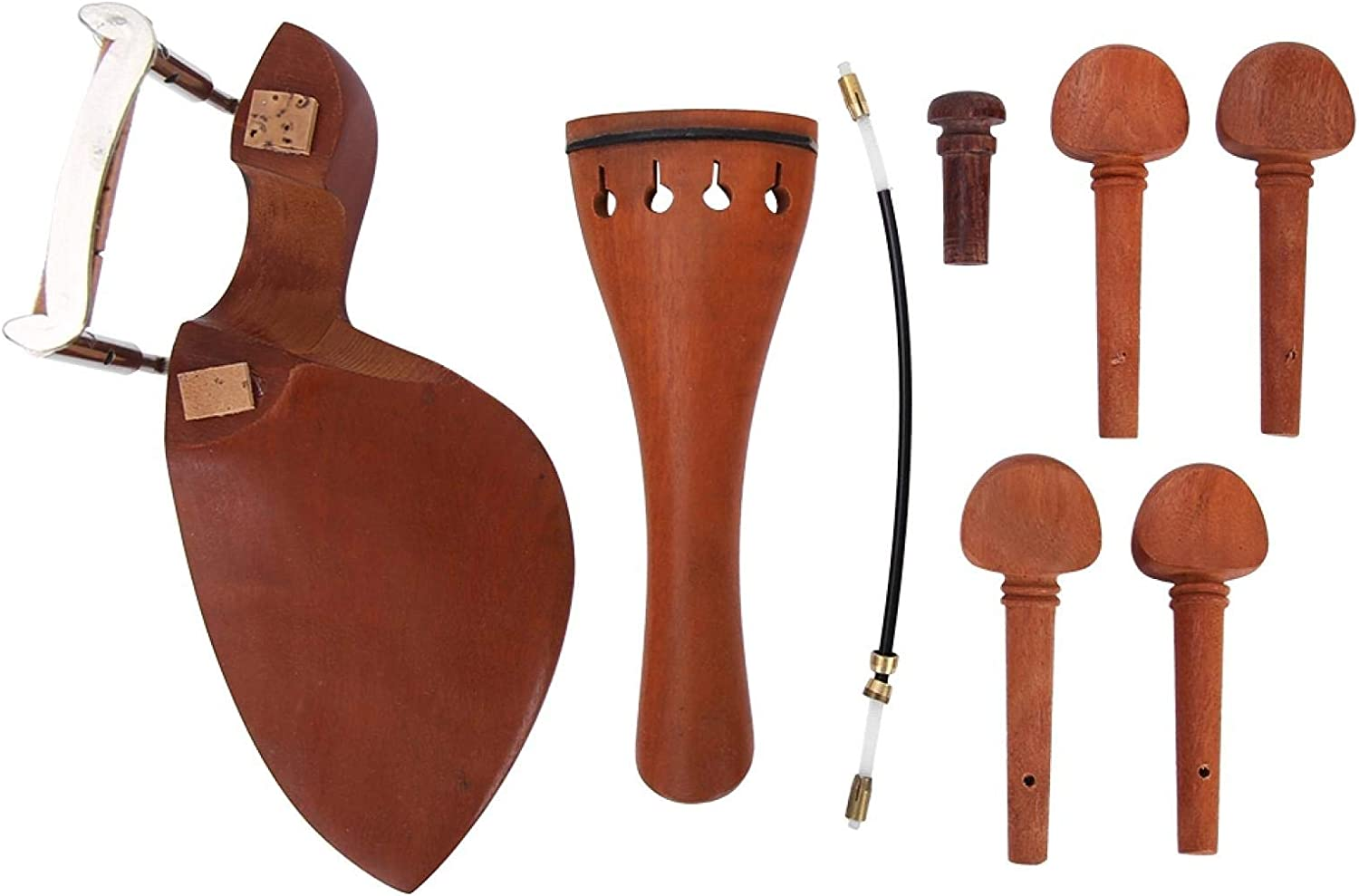Wood Chin Rest OFFicial site Musical Popular overseas Instrument Violin Accessories Sturdy for