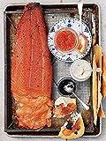 Salmon ahumado en frio 1000gr. Precortado