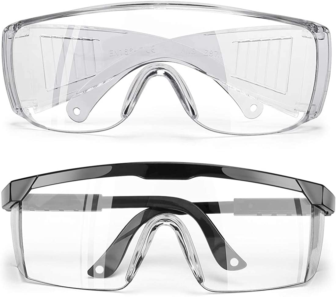 FUJIWARA Safety Goggles Anti Fog specialty shop Protection eyeglasses over Eye Sales