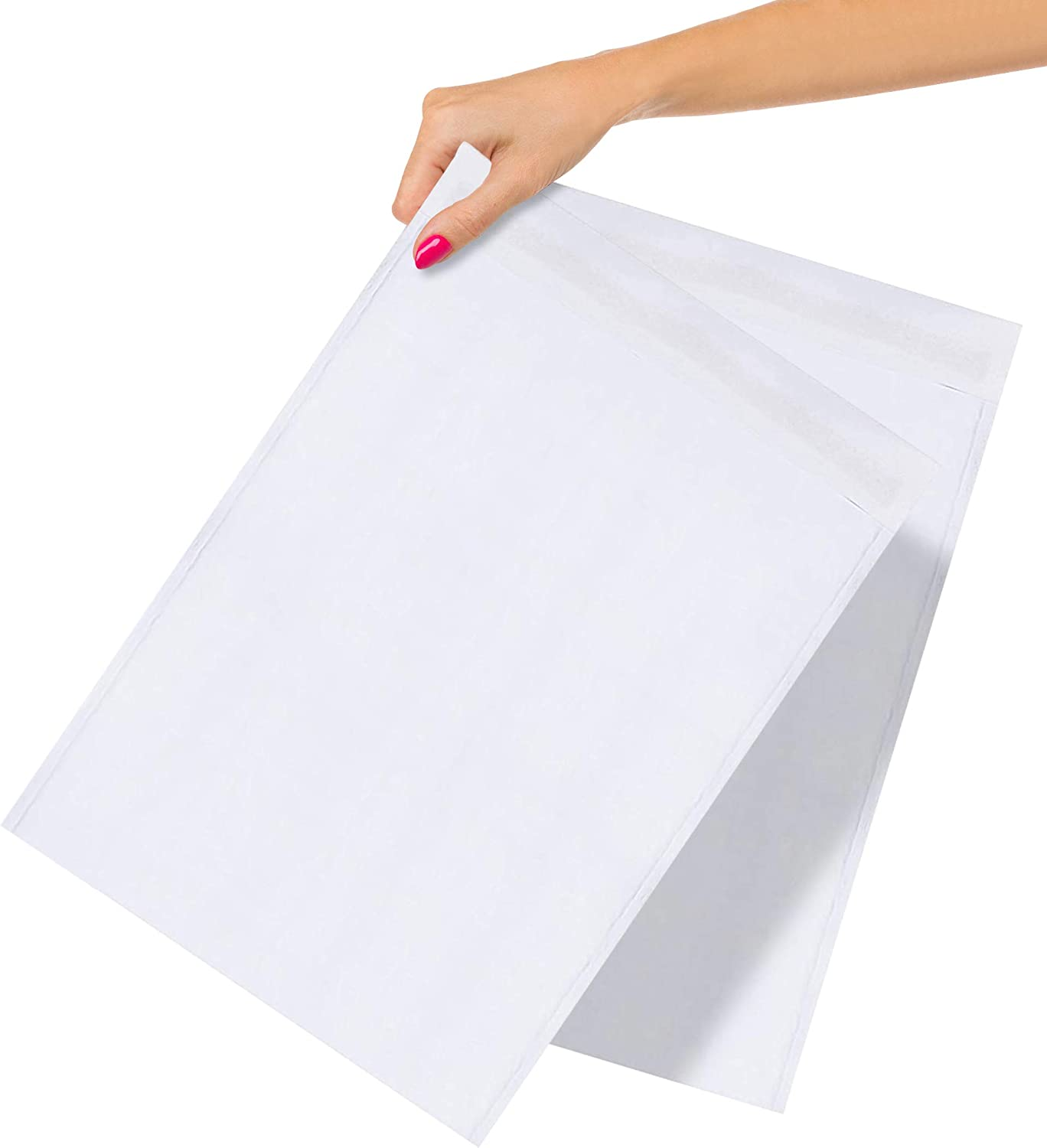 ABC Pack of Sale special price 25 White Kraft Padded Envelopes New Free Shipping 10.5 15 x Bubble Mai