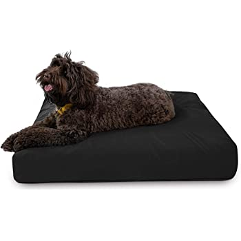 K9 Ballistics Tough Rectangle Nesting Dog Bed - Washable, Durable and Waterproof Dog Bed - Made for Small to Big Dogs