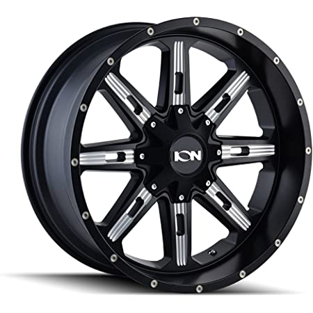 20x9//5x5.3, +10mm Offset Gear Alloy 713MB DOUBLE PUMP Wheel with Machined Finish