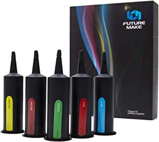 Future Make Polyes Q1 Ink Package (5 Colors)(UV Light) (Regular)