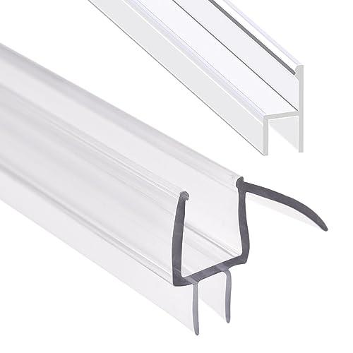 Shower stall weather strip