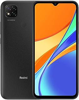Xiaomi Redmi 9C Smartphone 3GB RAM 64GB ROM 6,53'' HD+ Pantalla de Caída de Puntos MTk Helio G35 Octa Core 13 MP AI Triple Cámara (Gray)
