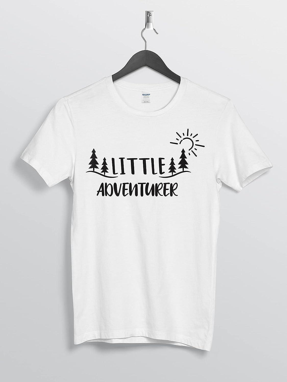 Little Adventurer - Adventure Lover Custom Personalized Gifts T-Shirt