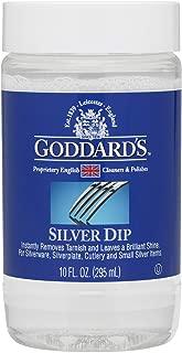 Goddard's Silver Care Liquid Dip, 10 oz