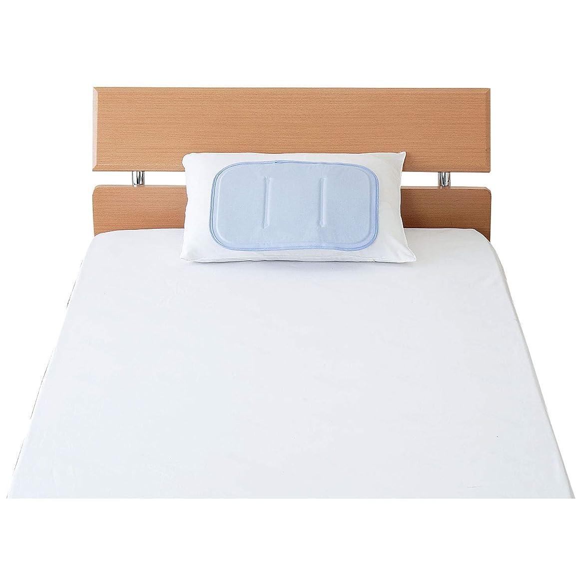 法令お勧め強制EFFECT ひんやり クール COOL ジェルマット ソフトタイプ 枕用 2018年度版