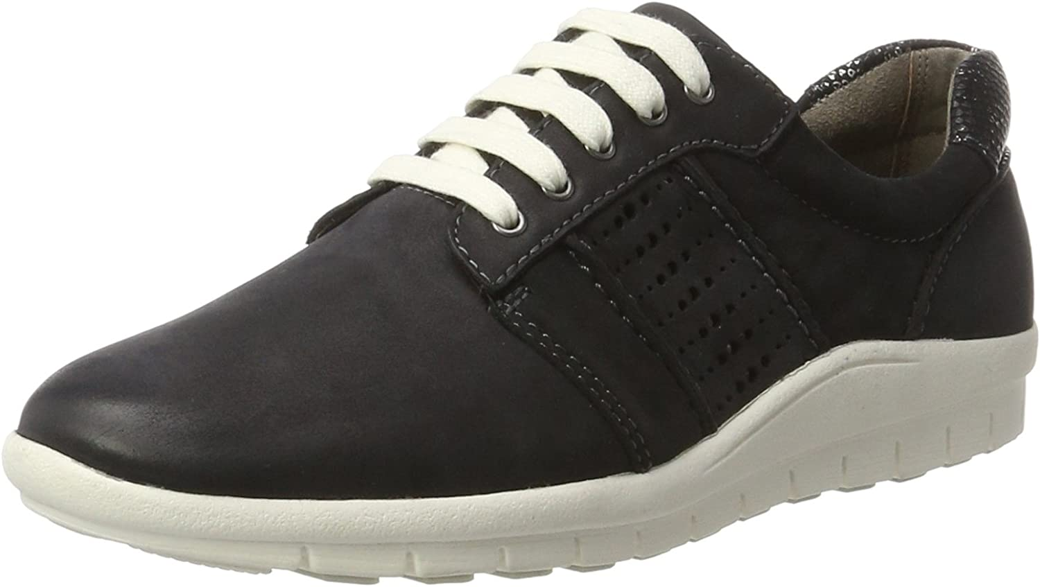 JANA 23714 Women's Low-Top Sneakers