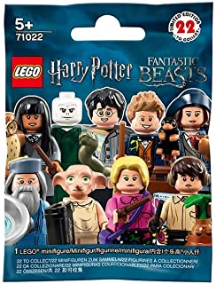 LEGO Series HARRY POTTER and FANTASTIC BEASTS Collectible Minifigures - Blind Bag 71022