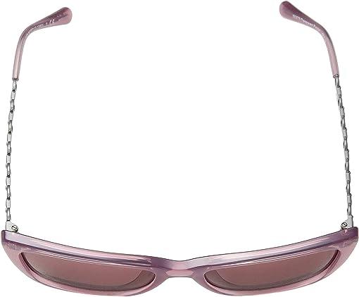 Transparent Purple/Berry Solid