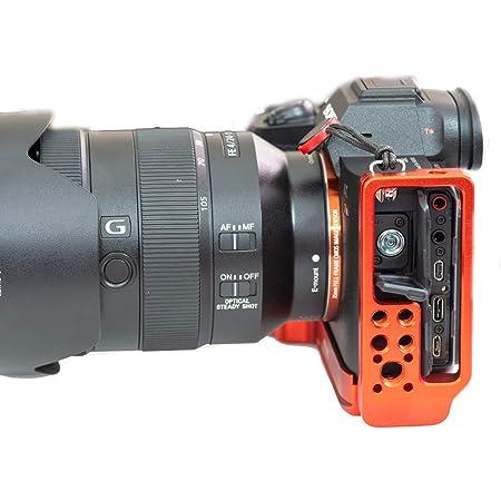 Stabil Lsiv Platte Kompatibel Mit Sony A7riv Kamera