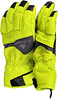 Obermeyer Kids Unisex Lava Gloves (Little Kids/Big Kids) Green Flash MD
