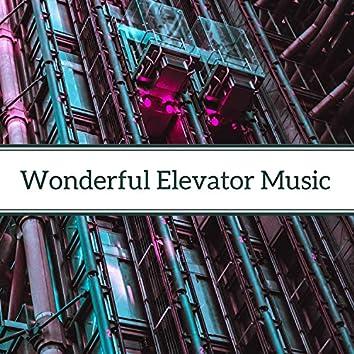 Wonderful Elevator Music - Best Background Instrumentals for Coffee, Creativity and Busy Work