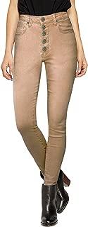 Best khaki skinny jeans womens Reviews