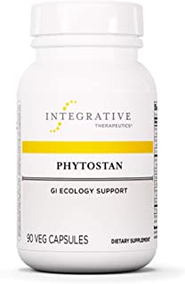 Integrative Therapeutics - Phytostan - Gastrointestinal Ecology Support - Healthy Intestinal Function & Yeast Balance and ...