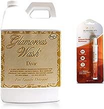 glamorous wash ingredients