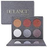 DE'LANCI Putty Highlighter Palette Makeup Kit - Langlebige Glitzer Hervorhebung Palette - Schimmer...