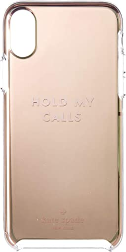 Hold My Calls Phone Case for iPhone® X2