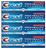 Crest Pro-Health Advanced Deep Clean Mint Toothpaste, Pack of 4, Each 5.1 Oz.