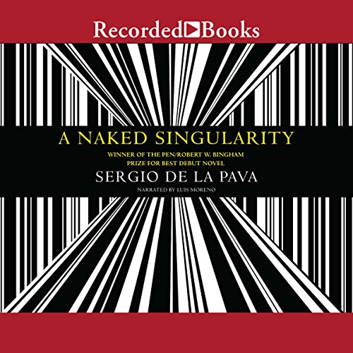 A Naked Singularity cover art