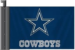Fremont Die NFL Dallas Cowboys Antenna Flag