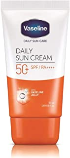 Vaseline Daily Sun Cream with SPF 50, 50 ml