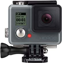 GoPro HERO+ Action Camera (Built-in Wi-Fi and Bluetooth...
